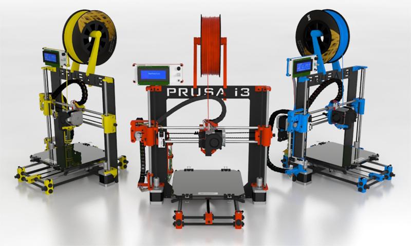 Curso de montaje de tu propia impresora 3D