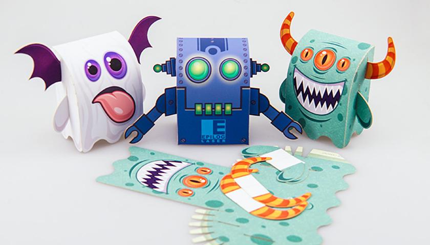 Campus Tecnològic de Setmana Santa 2020: Setmana monstruosa!