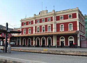 Estació de tren