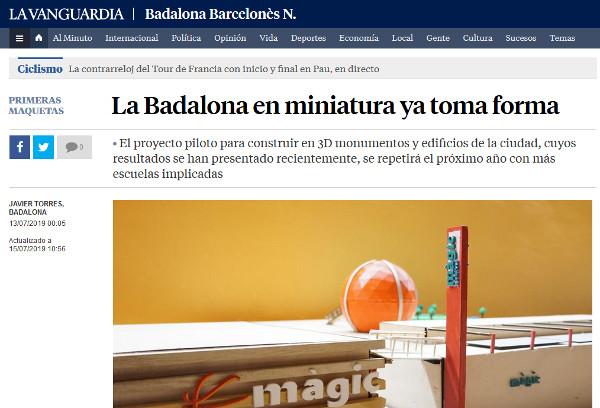 Menuda Badalona al Tot Badalona